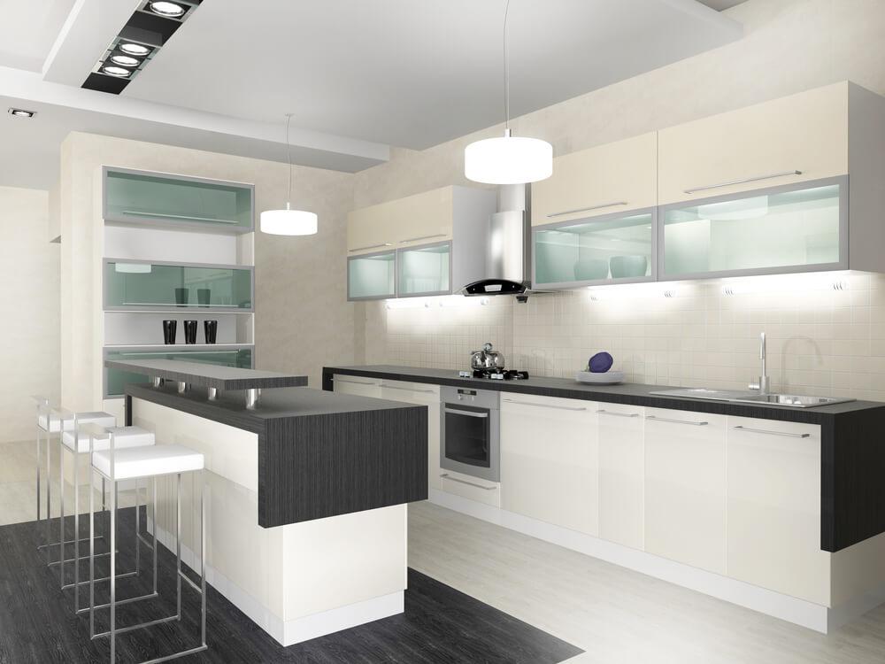 4 móveis essenciais em uma cozinha pequena!