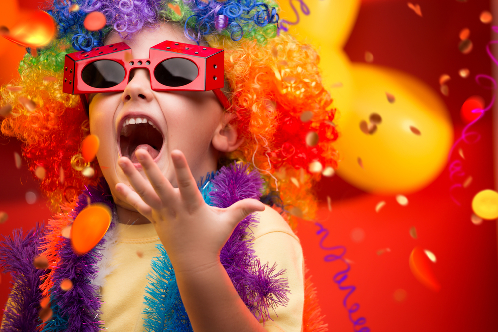 10 Cuidados com as crianças no Carnaval!