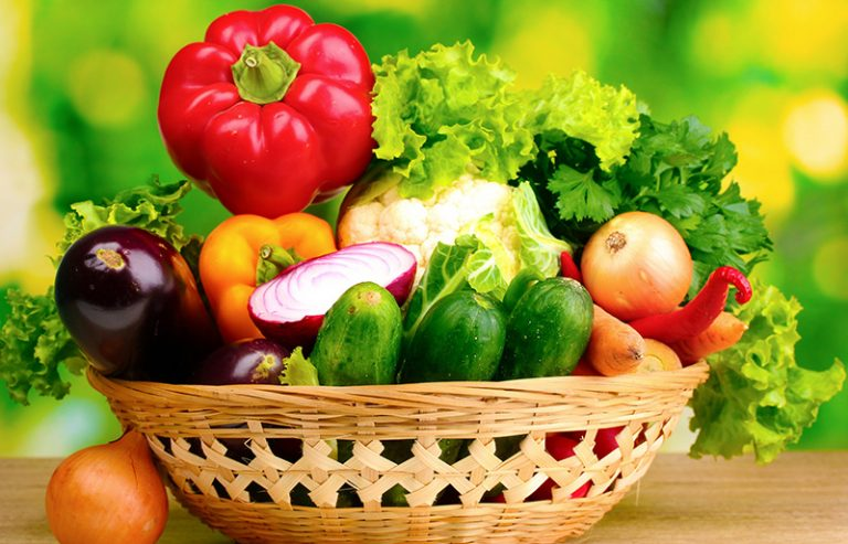 Vitaminas e minerais no Hortifrúti!