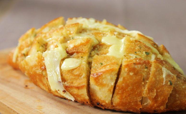 Pão de Alho!