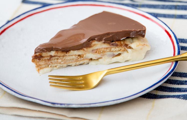 Torta de Bolacha.