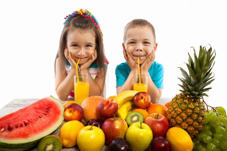 Lanchinhos saudáveis para crianças!