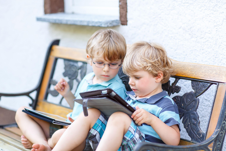 A Tecnologia e as Crianças