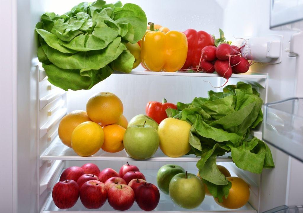 Como guardar frutas e verduras na sua casa?