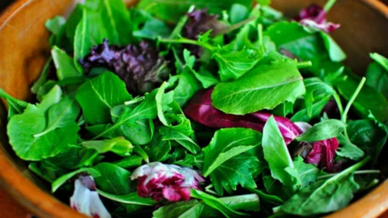 3 folhas para variar a sua salada verde