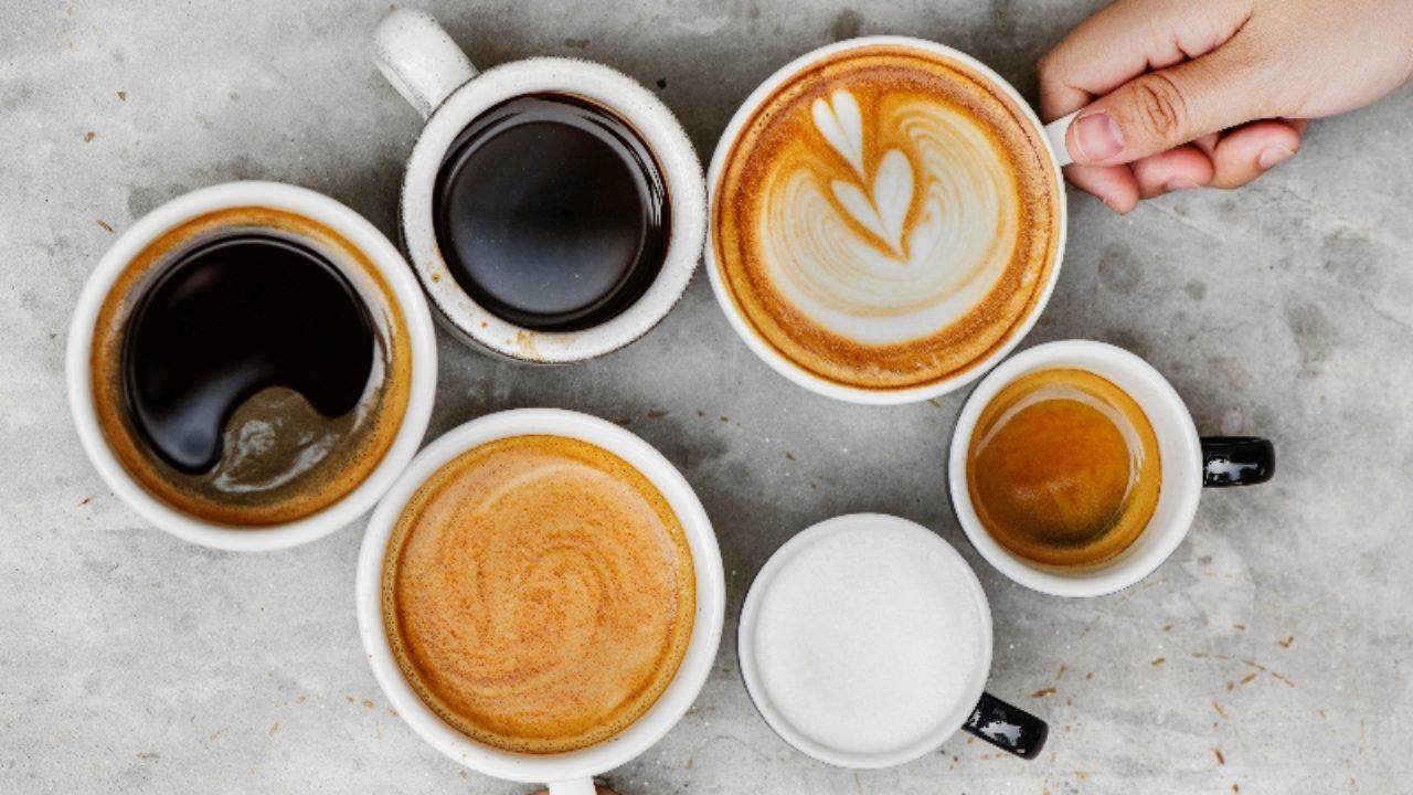 Jeitinho especial de preparar o café